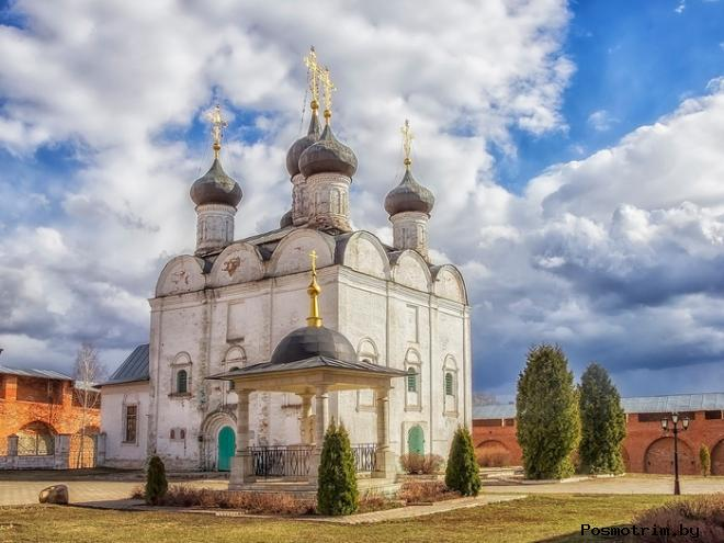Собор Николая Чудотворца в Зарайске сегодня   «Белый колодец»