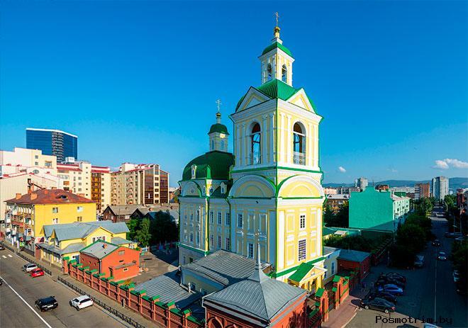 Благовещенский собор Красноярска