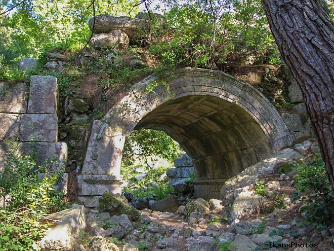 История города Олимпоса