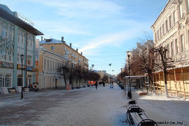 Улица Вольного Новгорода Тверь