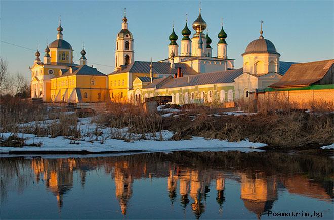 Николо-Шартомский монастырь