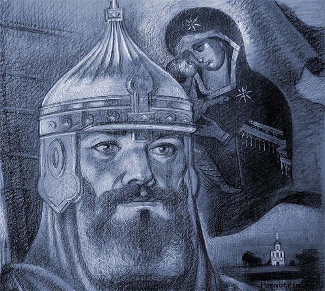 Андрей Боголюбский краткая биография (1111 - 1174)