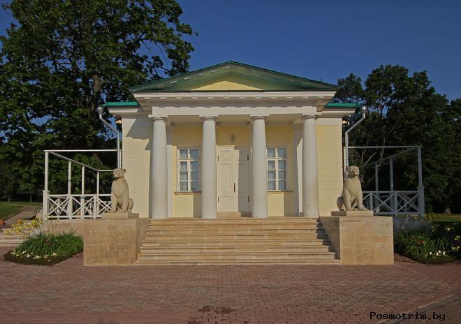 Коломенское Дворцовый павильон