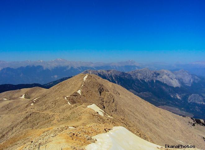 Достопримечательности горы Тахталы (Олимпос)