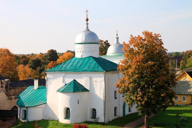 Никольский собор Изборск