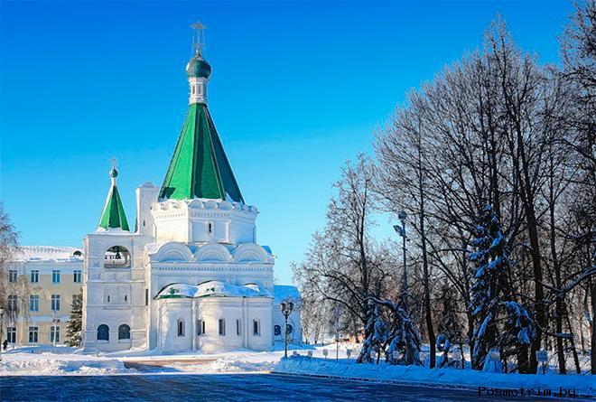 Михайло-Архангельский собор Нижний Новгород