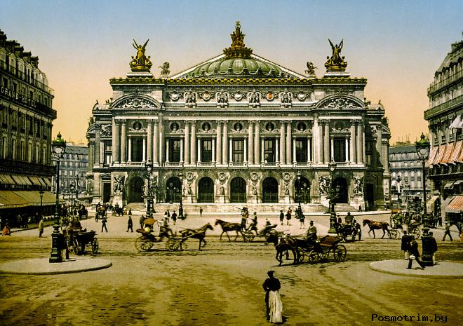 История театра Гранд-опера