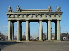 Московские Триумфальные ворота (Московская арка) Санкт-петербург