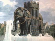 Бастильский слон