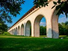 Ростокинский акведук Москва
