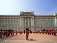 Букингемский дворец Англия Лондон