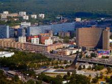 Алексеевский район Москва история