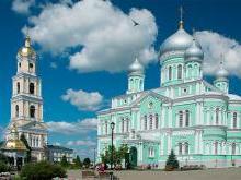 Свято-Троицкий собор Серафимо-Дивеевского монастыря