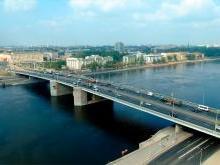 Володарский мост Санкт-Петербург