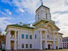 Восстановление ратуши в Минске