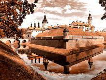 Несвижский замок Беларусь фото история экскурсии в резиденцию Радзивиллов