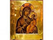 Феодотьевская икона Божией Матери в Рязани
