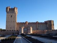 Замок Ла Мота Испания