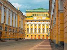 Улица Зодчего Росси Санкт-Петербург