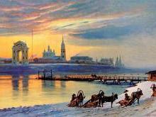 Иркутск исторический центр города