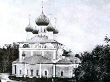 Дальнейшая история Преображенского собора Углича
