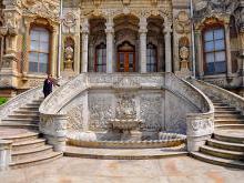 История Дворца Бейлербей в  Стамбуле