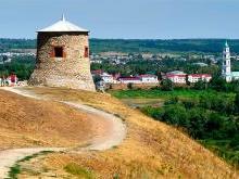 Чертово городище в Елабуге