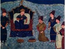 Киевская софия во времена монгольского нашествия хана Батыя