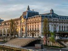 Музей Орсе в Париже (Musee d'Orsay)