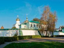 Борисоглебский монастырь Дмитров