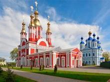Казанский монастырь Тамбов