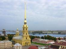 Петропавловский собор Санкт-Петербург фото история описание
