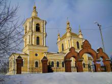 Архитектура Спасо-Преображенского собора Новокузнецка
