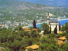 Мечеть Сулеймана в Алании Турция фото история описание