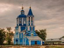 Покровская церковь Тамбов