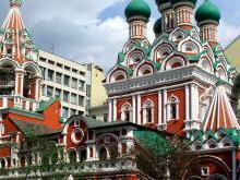 Русское узорочье в архитектуре - «русский стиль»