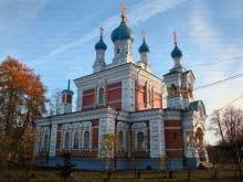 Церковь Покрова в Мариенбурге Гатчина