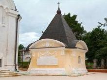 Некрополь и усыпальница Глебова Старицкий монастырь