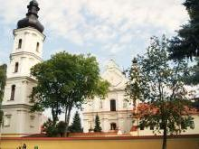 Костел Вознесения Девы Марии (францисканский) Пинск