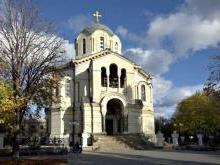 Владимирский собор в Севастополе усыпальница адмиралов