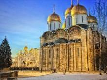 Беды Успенского собора Московского кремля