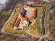 Несвижский замок - сокровища Радзивилов - некоронованных королей Великого Княжества Литовского