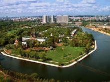 Измайловский остров Москва
