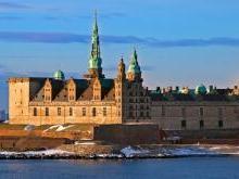 Замок Кронборг Дания история фото описание
