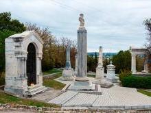 Братское кладбище Севастополь Северная сторона