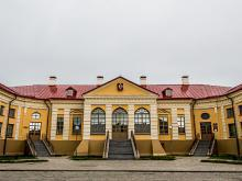 Дворец Бутримовича Пинск история городка