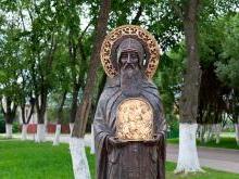 Памятник Герасиму в Вологде