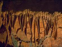 Пещера Дамлаташ в Алании Турция фото история появления лечебные свойства воздуха в пещере