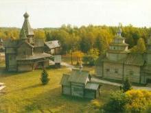 Музей «Витославлицы» Новгород музей деревянного зодчества