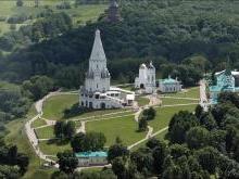 Коломенское Москва - музей-заповедник Коломенское в Москве